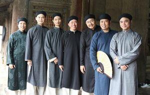 Độc đáo áo dài nam Việt Nam qua các thời kỳ