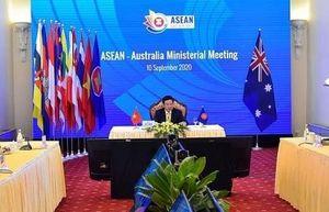 Hội nghị Bộ trưởng Ngoại giao ASEAN – Úc và ASEAN – Niu Di-lân