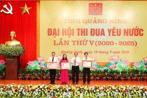 Sở Tư pháp tỉnh Quảng Ninh đón nhận Huân chương lao động hạng Ba