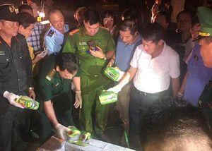 Bộ trưởng Đinh Tiến Dũng biểu dương thành tích triệt phá vụ án ma túy lớn