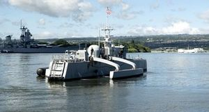 Yếu tố 'thay đổi cuộc chơi' trong công nghệ phát hiện tàu ngầm