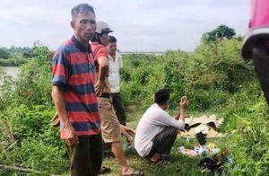 Nghệ An: Vớt được thi thể nữ sinh lớp 12 trên sông