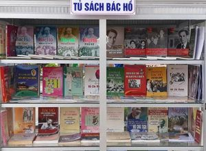 Xây dựng Tủ sách về Chủ tịch Hồ Chí Minh