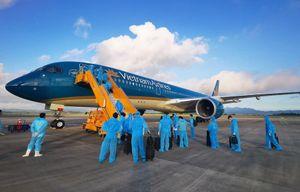 Vietnam Airlines khai thác trở lại đường bay quốc tế từ ngày 18/9