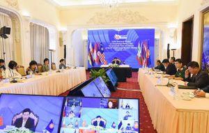 ASEAN hướng tới tăng cường vai trò của phụ nữ vì hòa bình và an ninh bền vững