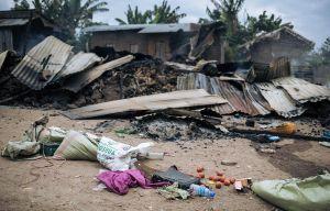 Thảm sát tại Cộng hòa Dân chủ Congo, 58 dân thường bị giết hại
