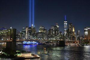 Cảnh 'lạ' ở New York dịp tưởng niệm 19 năm vụ khủng bố 11/9
