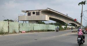 TP HCM: Vướng mặt bằng, nhiều dự án giao thông 'đắp chiếu'