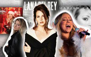 Lana Del Rey, Mariah Carey và Meghan Trainor đồng loạt 'tổng tấn công' làng nhạc với album mới