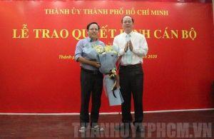 Thành ủy TP. HCM điều động Chủ tịch HĐQT Saigon Co.op Diệp Dũng về HFIC