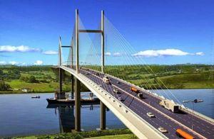 Xây cầu Nhơn Trạch 2.200 tỷ nối TP. HCM - Đồng Nai vào năm 2021