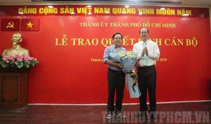 Ông Diệp Dũng được điều động sau khi từ nhiệm Chủ tịch HĐQT Saigon Co.op