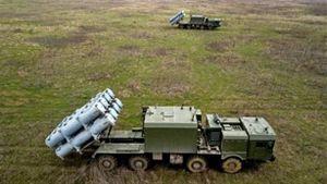 Hệ thống Bal tạo lá chắn bất khả xâm phạm tại Crimea