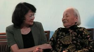 Phó chủ tịch nước Đặng Thị Ngọc Thịnh thăm và làm việc tại Khánh Hòa