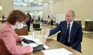 Nga bầu cử thống nhất tại 83 chủ thể liên bang