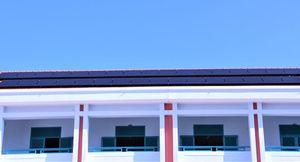 Trao tặng hệ thống điện mặt trời cho 2 trường học tỉnh Khánh Hòa