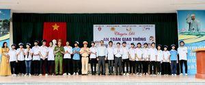 PTI và Thủy Đoàn I hướng dẫn lái xe an toàn cho học sinh Quảng Ninh