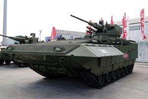 Báo Mỹ đánh giá cao xe chiến đấu bộ binh T-15 Armata của Nga