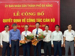 Nhiều nhân sự mới được bổ nhiệm, điều động tại Đà Nẵng