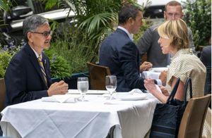 Đại sứ Mỹ tại LHQ ăn trưa với đại diện Đài Loan ở New York