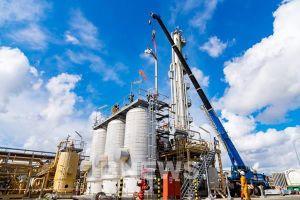 Công ty Khí Cà Mau vượt tiến độ bảo dưỡng sửa chữa lớn