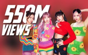 BlackPink có thêm MV thứ 6 cán mốc 550 triệu view, sản phẩm lần này gọi tên...