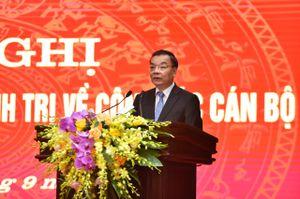 Tân Phó Bí thư Thành ủy Hà Nội Chu Ngọc Anh: Luôn lắng nghe tiếng nói của người dân và doanh nghiệp