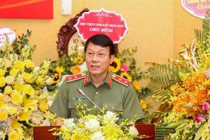 Thiếu tướng Lê Vân giữ chức Chủ tịch CLB bóng đá Công an nhân dân