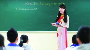 Điều kiện dự thi tuyển dụng viên chức giáo viên tiểu học