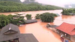 Thời tiết 19/9: Bắc Bộ mưa lớn, nguy cơ lũ quét, sạt lở đất ở các tỉnh từ Nghệ An đến Quảng Bình