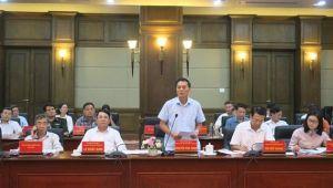 Đoàn giám sát của Quốc hội làm việc với TP. Hải Phòng