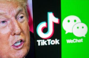 Trung Quốc 'kiên quyết phản đối' lệnh cấm WeChat, TikTok