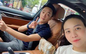 Mới 1 tháng sau sinh, Đàm Thu Trang đã thường xuyên cùng chồng 'trốn con' đi hẹn hò riêng