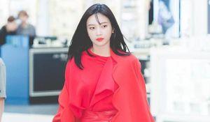 Joy (Red Velvet) bị chê khi mặc hàng hiệu