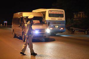 Hà Nội: Quyết tâm giải quyết tình trạng 'bến cóc', xe khách chạy 'rùa bò'