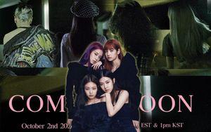 BlackPink tung poster 'THE ALBUM: Lần này cô nàng nào sẽ được ưu tiên lên sóng trước?