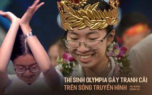 Dàn thí sinh Olympia gây tranh cãi