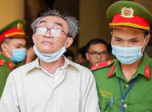 Chủ mưu vụ khủng bố lĩnh 24 năm tù
