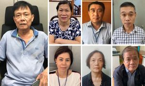 Khởi tố nguyên Tổng giám đốc Công ty Unimex Hà Nội cùng 7 bị can