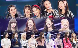 MV nhóm nữ Kpop được 'like' nhiều nhất từ 2014-2020: Red Velvet và TWICE bị Blackpink 'soán ngôi'