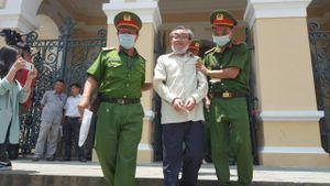 'Thủ lĩnh' nhóm khủng bố trụ sở công an lãnh án 24 năm tù