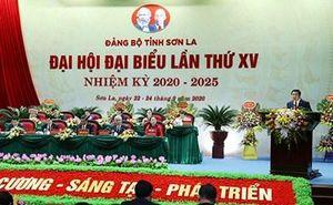 Khai mạc Đại hội đại biểu Đảng bộ tỉnh Sơn La lần thứ XV