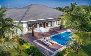 Nghỉ dưỡng mùa thu tại resort cao cấp giữa đảo ngọc