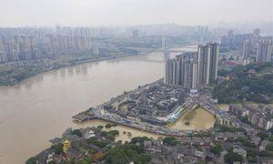 Sau 21 trận lụt kỷ lục năm 2020, Trung Quốc tiếp tục hứng mưa lũ