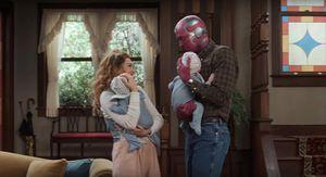Trailer phim siêu anh hùng 'WandaVision' phá kỷ lục người xem