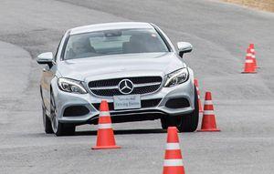 Mercedes-Benz tổ chức học viện lái xe an toàn MBDE 2020