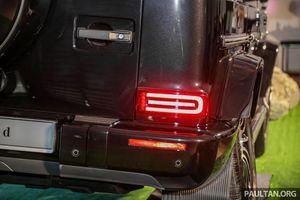 'Vua địa hình' Mercedes-Benz G350d 2020 lên kệ tại Malaysia, hẹn ngày về Việt Nam