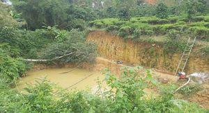 Lâm Đồng: Ba cháu nhỏ tử vong dưới hố nước tưới cà phê