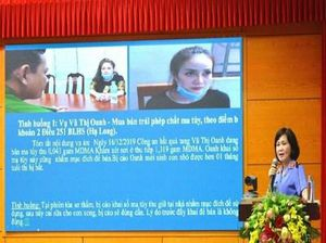 VKSND tỉnh Quảng Ninh tập huấn chuyên sâu về công tác kiểm sát giải quyết án hình sự năm 2020