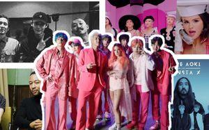 8 ca khúc hợp tác giữa sao Kpop và USUK khiến người hâm mộ phải nghe đi nghe lại